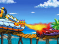 Juegos Car Eats Car: Sea Adventure