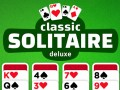 Juegos Classic Solitaire Deluxe