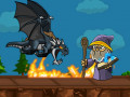 Juegos Dragon vs Mage