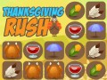 Juegos Thanksgiving Rush